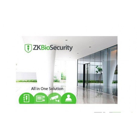 Licencia Zkbiosecurity 3.0...